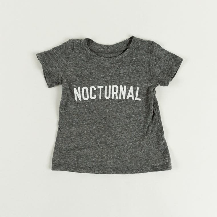JEAN & JUNE Nocturnal Organic Tee