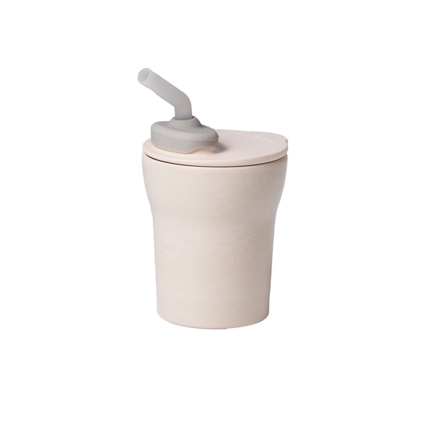 MINIWARE By BONNSU | Sippy Cup | Cool Grey