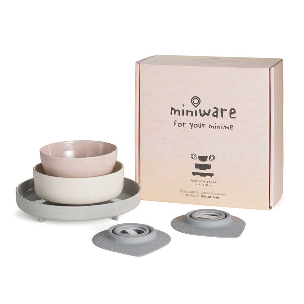 MINIWARE By BONNSU Set of 5 Mini Hipster