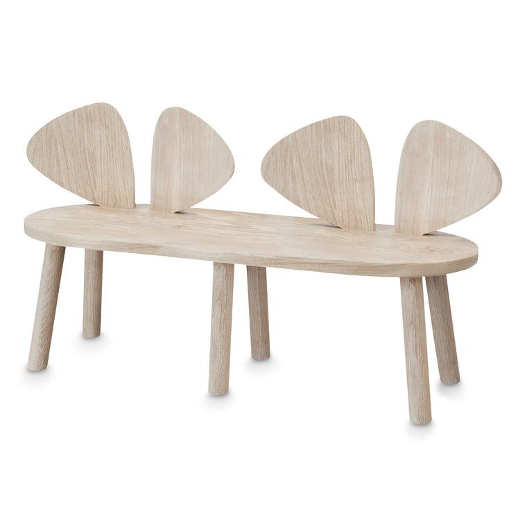 NOFRED Mouse Chair Bench Oak