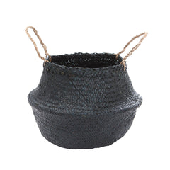 OLLI ELLA Black Belly Basket 35cm