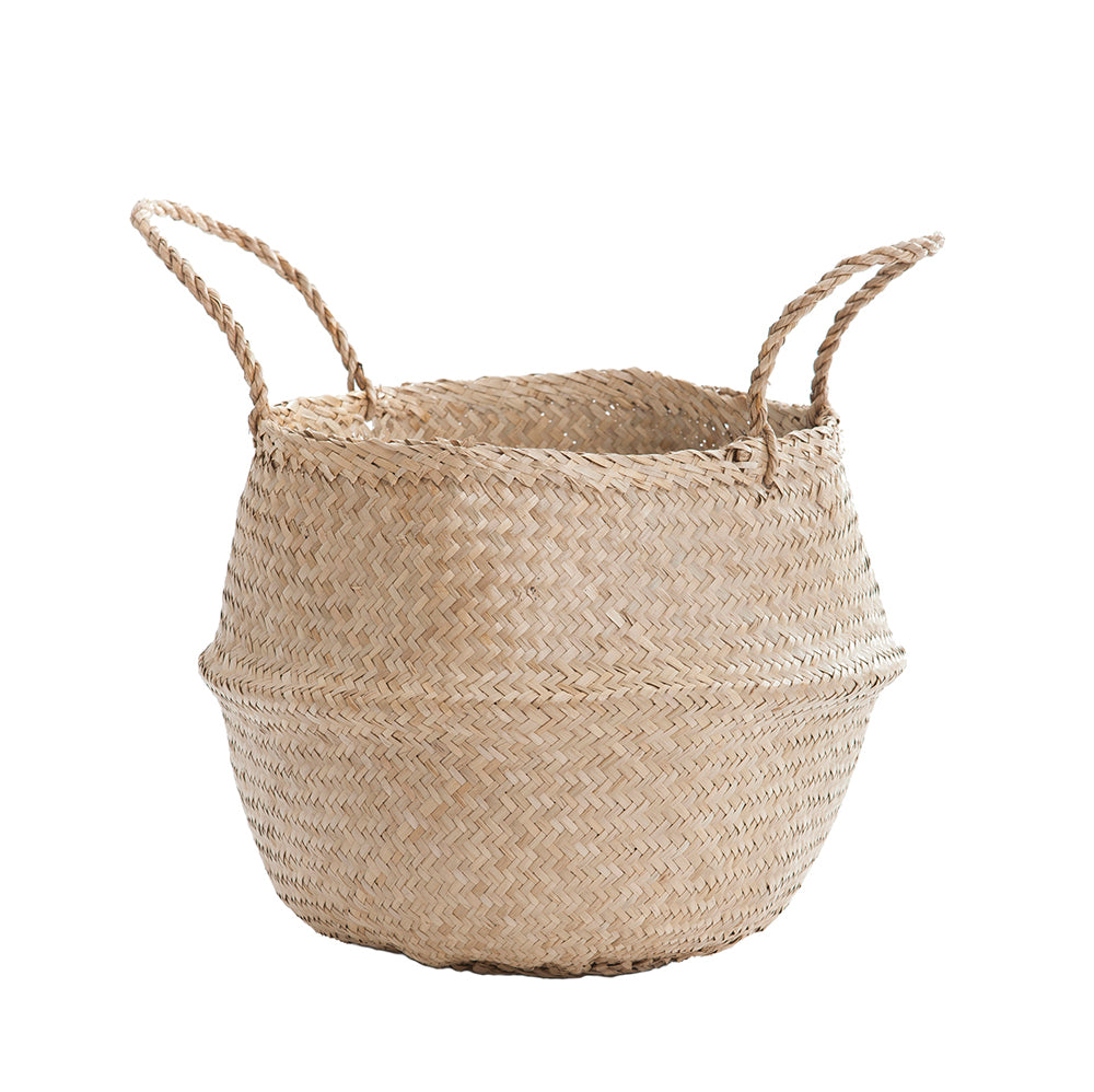 OLLI ELLA Natural Belly Basket 35cm