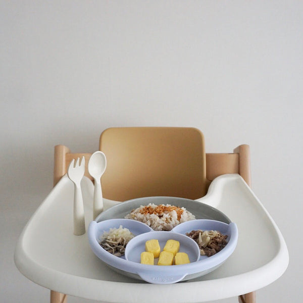 MINIWARE By BONNSU Smart Divider Set Nordic Lake & Lavender