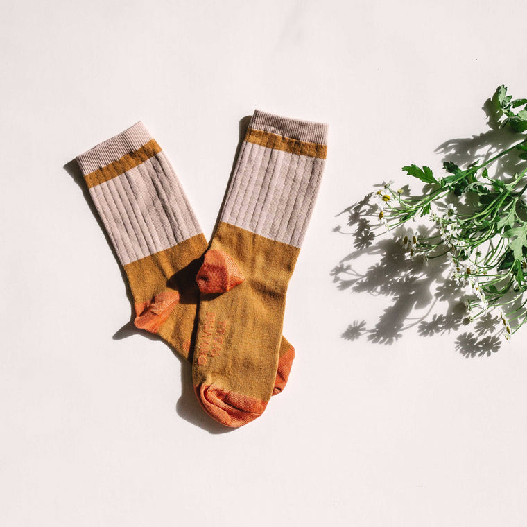 TRIBAL DREAMING | Rainbow Seeker Collection I Hunter Socks