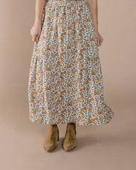 RYLEE + CRU | SNOWBIRD | Womens Bloom Janise Skirt | Bloom
