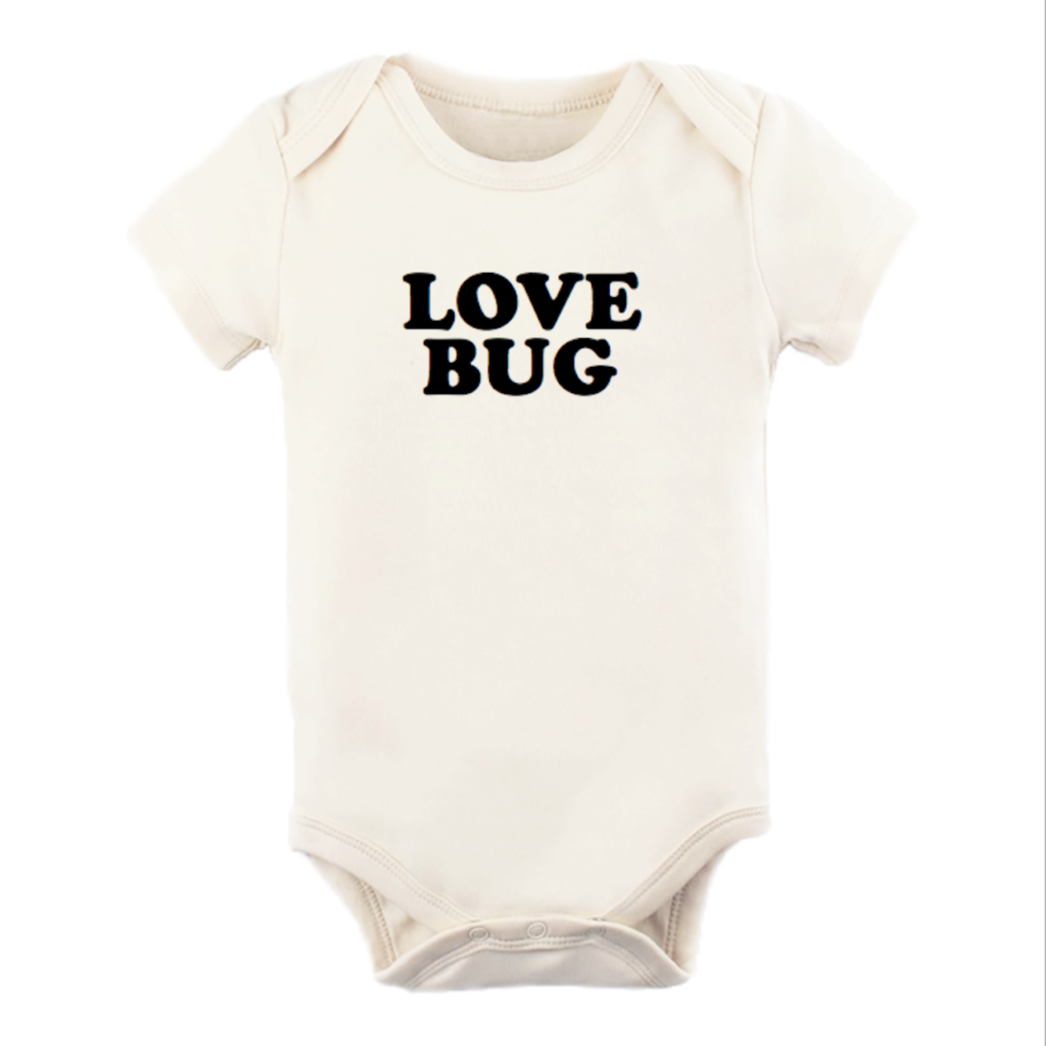 TENTH & PINE Organic Onesie Love Bug