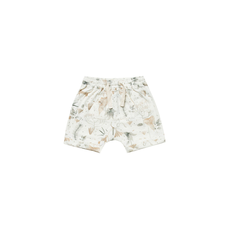 RYLEE + CRU Jungle Short - Coconut