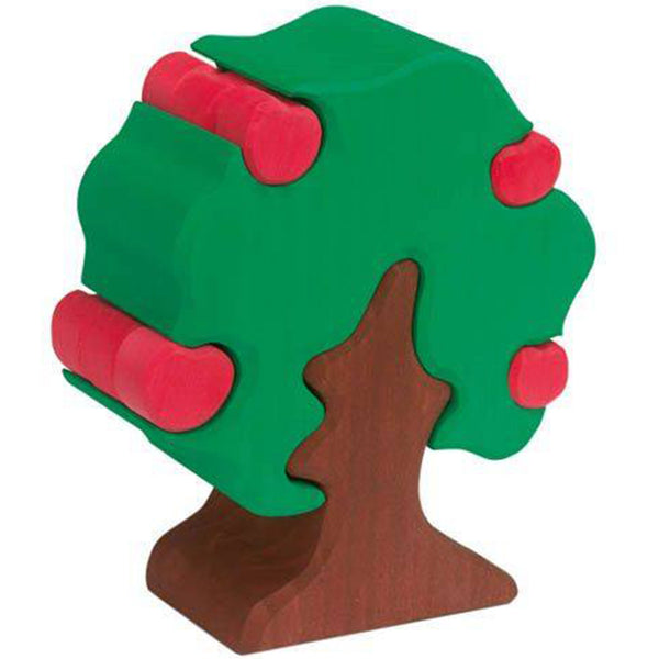 Gluckskafer | Puzzle | Apple Tree