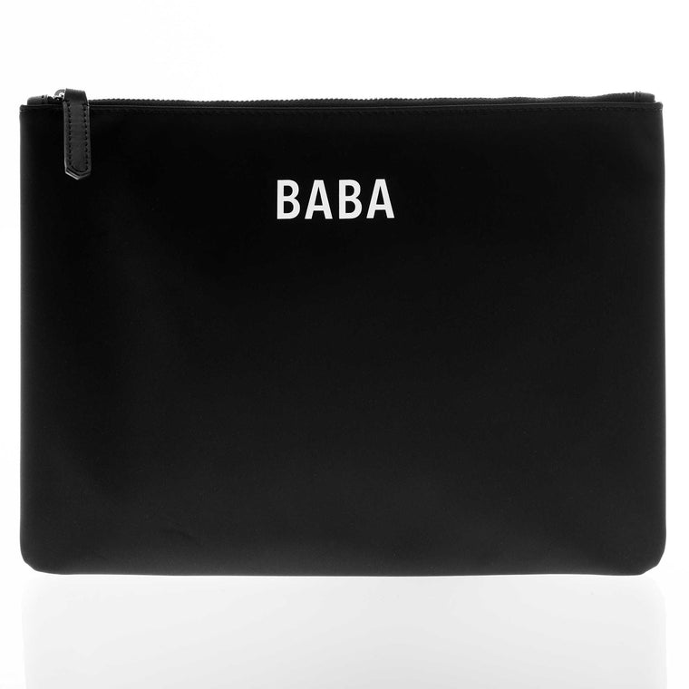 JEM + BEA BABA clutch Black