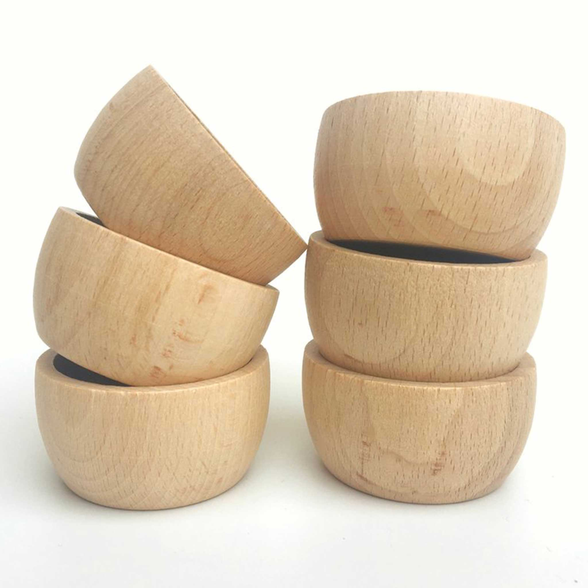 GRAPAT Natural Bowls Set 6