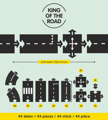 WAYTOPLAY | King of the Road Set | 44 Pieces
