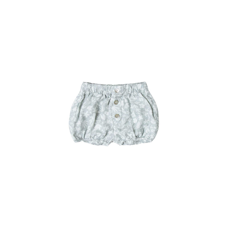 RYLEE + CRU | Ditsy Button Short | Sky