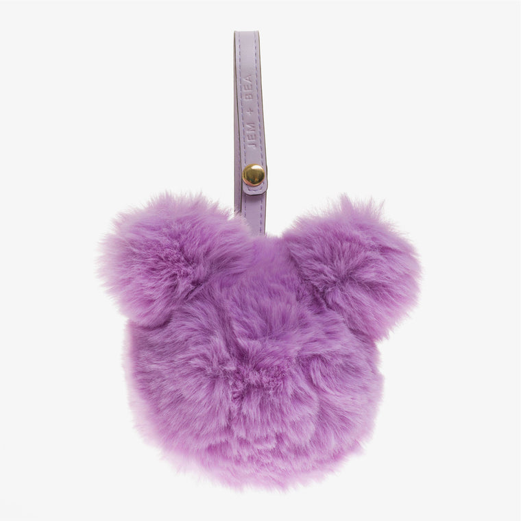 JEM + BEA Dummy Bear Bag Lilac