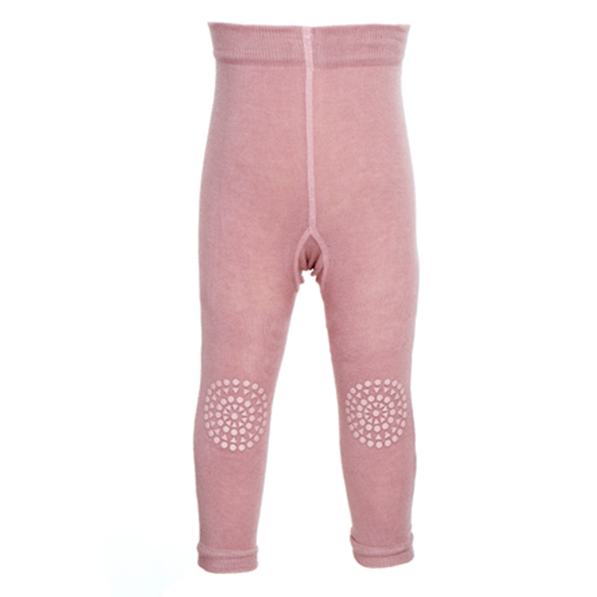 GOBABYGO Crawling Leggings Dusty Rose
