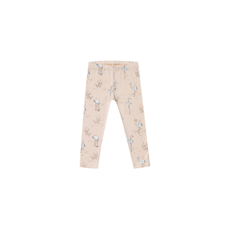 RYLEE + CRU Flamingo Legging - Blush