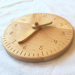 TREASURES FROM JENNIFER | Wooden Toy Clock