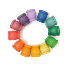 GRAPAT | Coloured Mates | Set Of 12