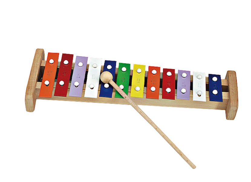 KINDERKRAM |  Glockenspiel | 12 Notes