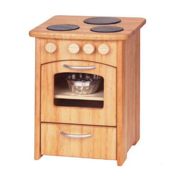 GLUCKSKAFER | Children's Wooden Kitchen | Exquisite Stove And Oven
