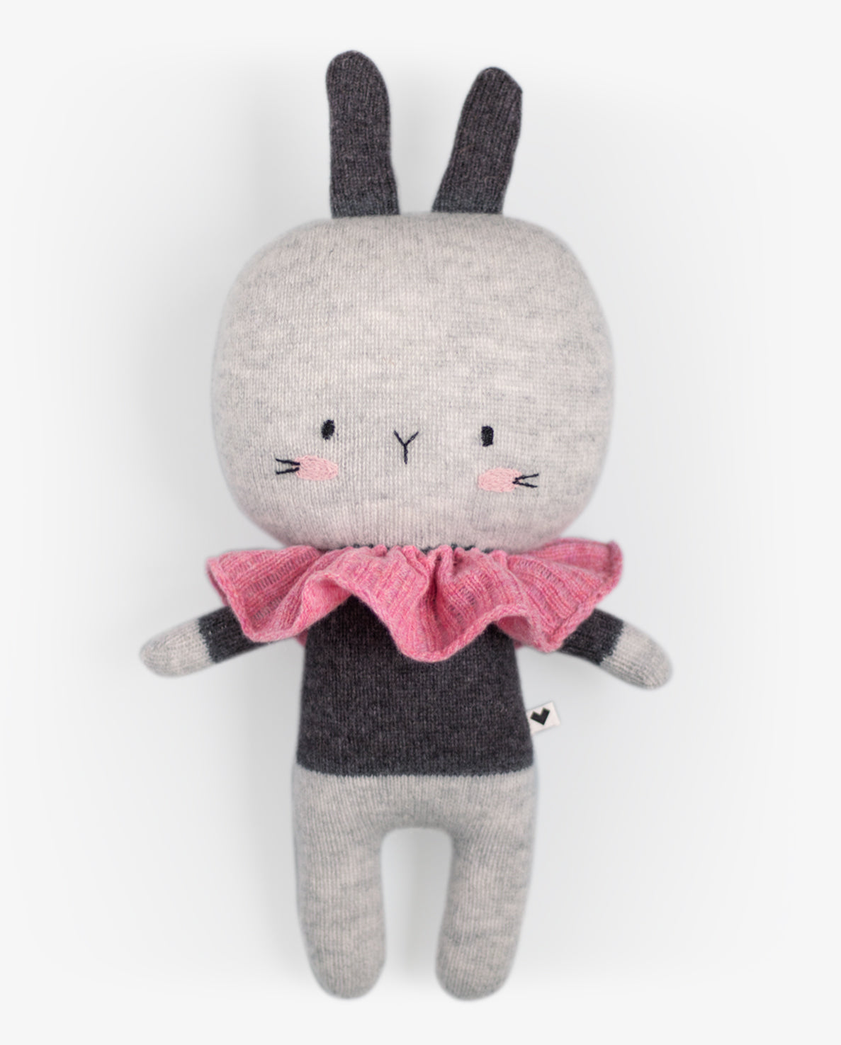 LAUVELY The Jumper Bunny Arlo Grey
