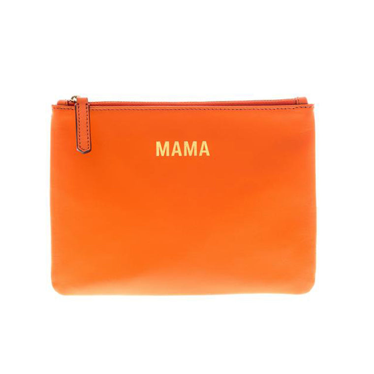 JEM + BEA MAMA clutch Orange