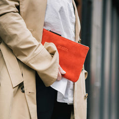JEM + BEA MAMA Clutch Red
