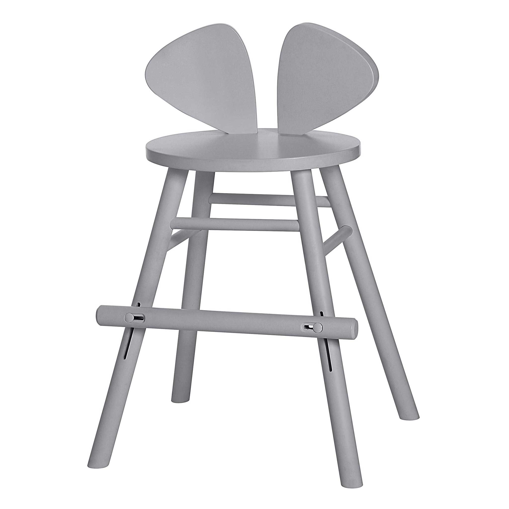 NOFRED Junior Mouse Chair Grey