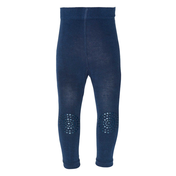 GOBABYGO Crawling Leggings Petroleum Blue