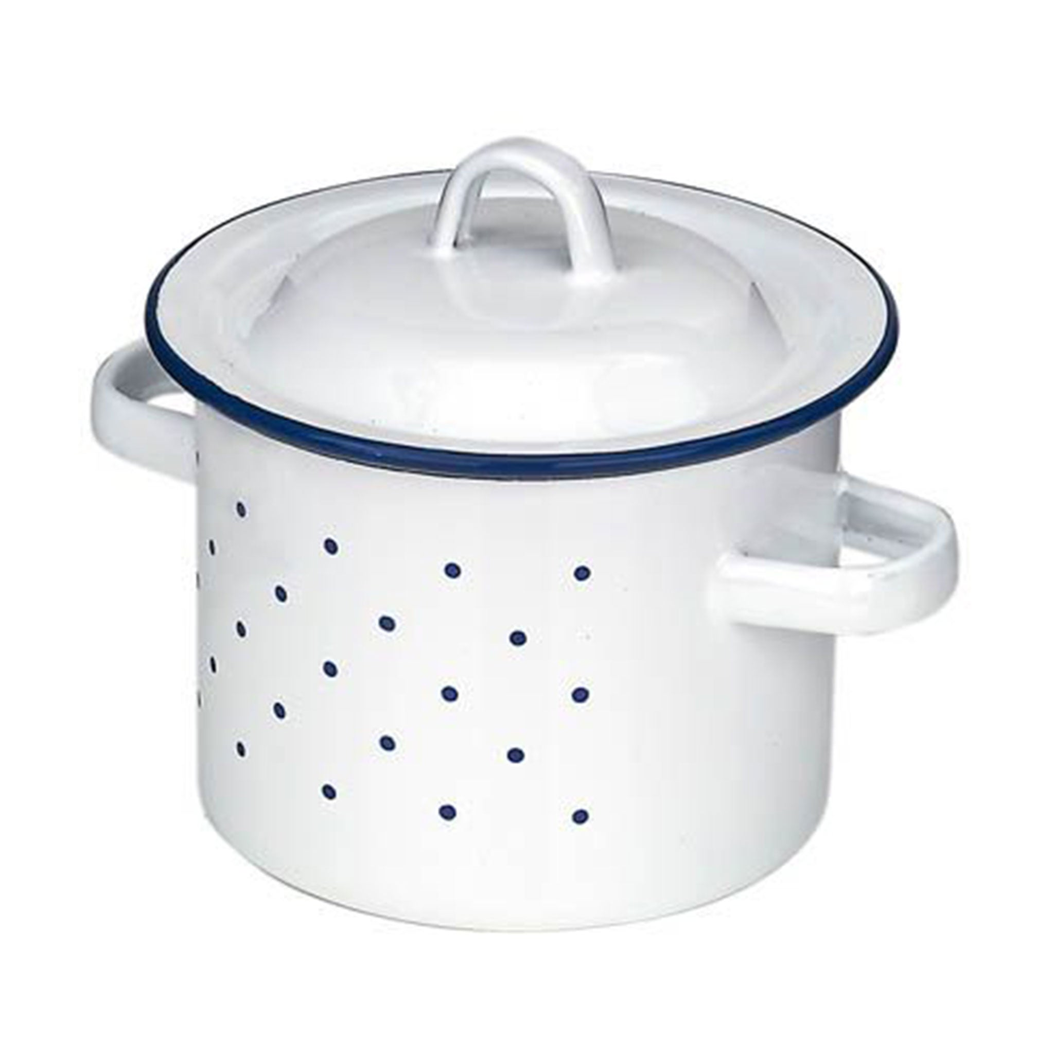 GLUCKSKAFER | Enamel Pot High |  Three Sizes
