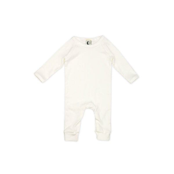 SLEEPY DOE | Baby Sleepsuit | Milk Rib