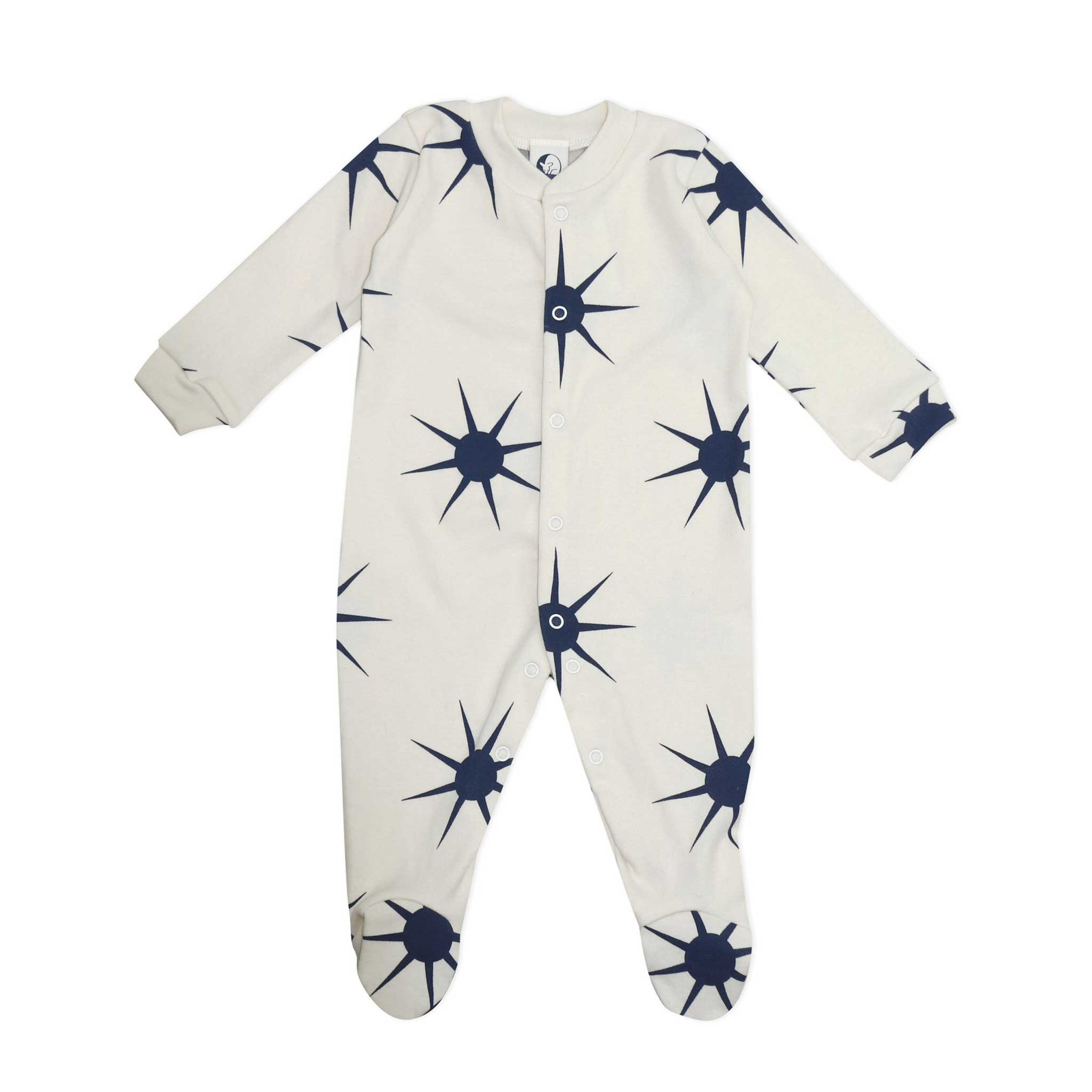 SLEEPY DOE | Baby Sleepsuit | Sunshine Dusk