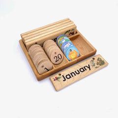 TREASURES FROM JENNIFER | Storage Box For Home Calendar