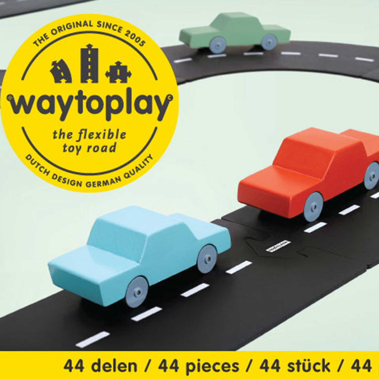 WAYTOPLAY King of the Road Set - 44 Pieces