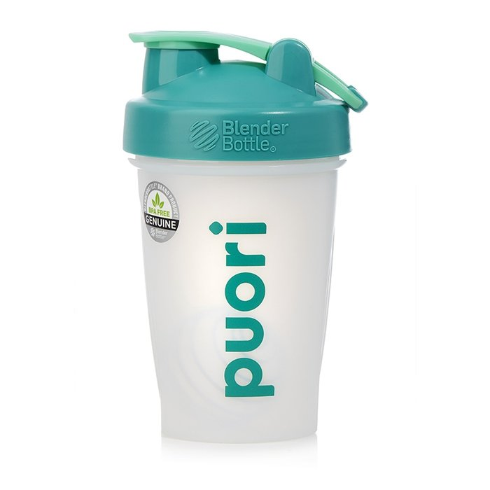 Puori Blender Bottle