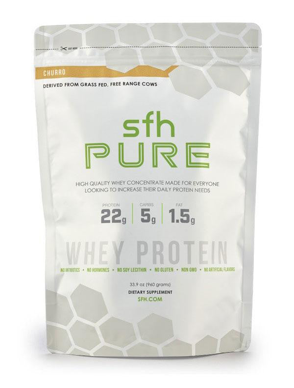 PURE WHEY - 2 lb bag