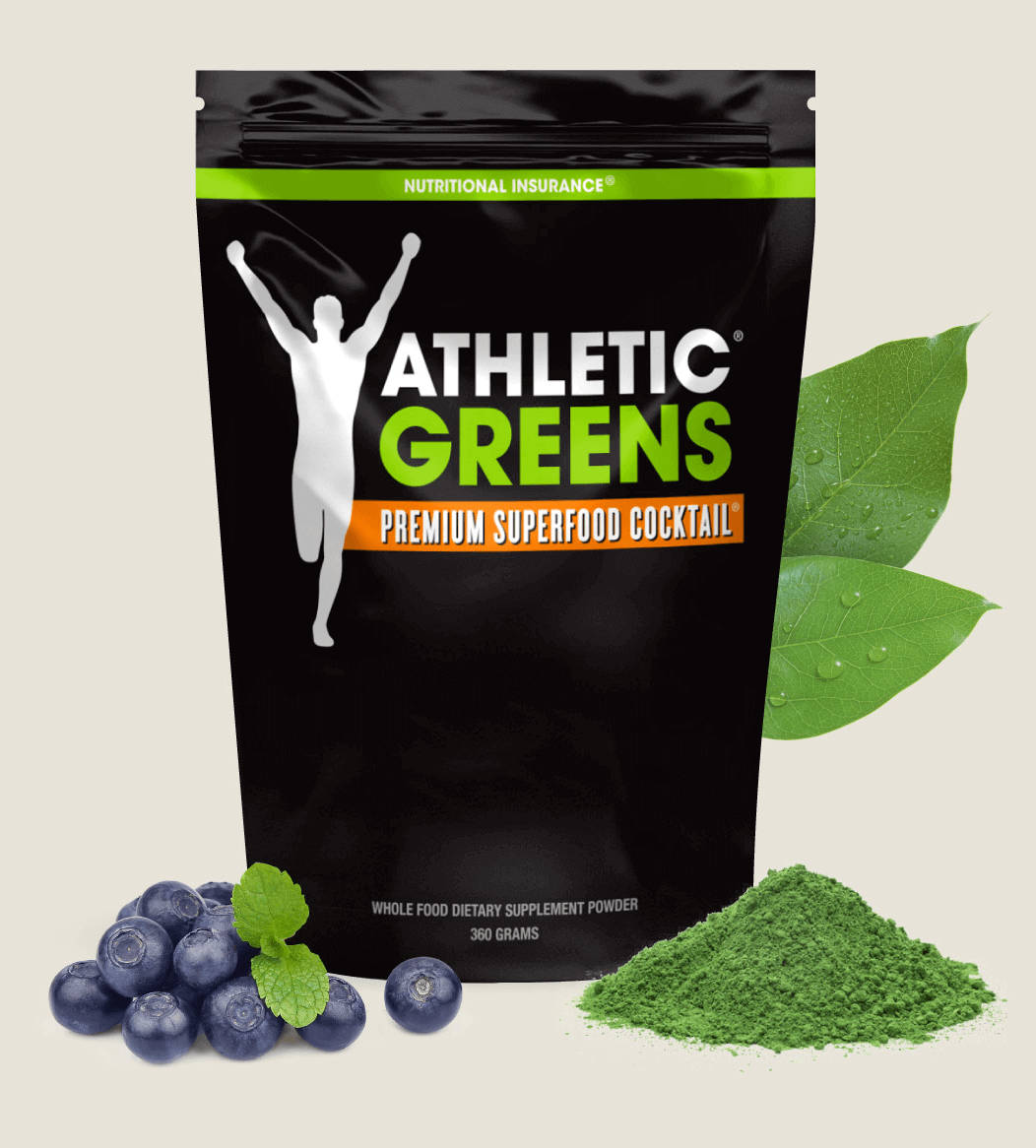 Athletic Greens - 360g Pouch (30 servings)