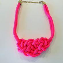 Stunning Knot Necklace