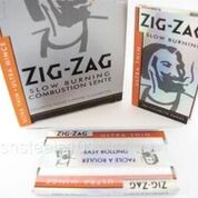 Zig Zag: Silver Rolling Papers - Fraser 420 Smoke Shop - Surrey, BC -  - Fraser 420 - Glass & Gifts, Bongs, Vaporizers, Vape, Green Leaf Hemp & Blunts