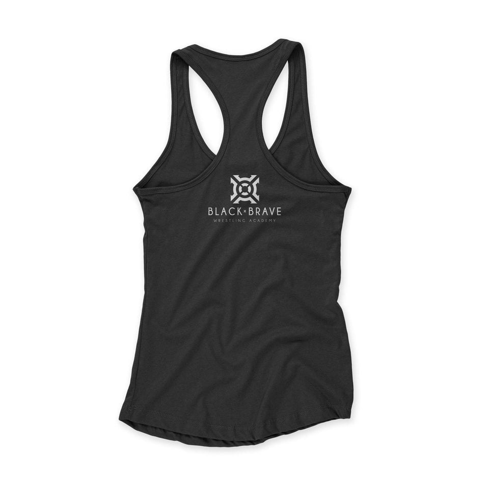Women's Black and Brave Tank