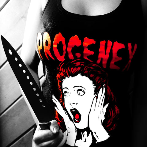 Women's Screaming Lady Tank