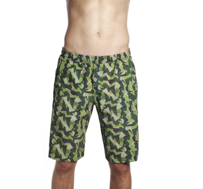 Muscleville_Short_Green_GeoCamo_FRONT-2015
