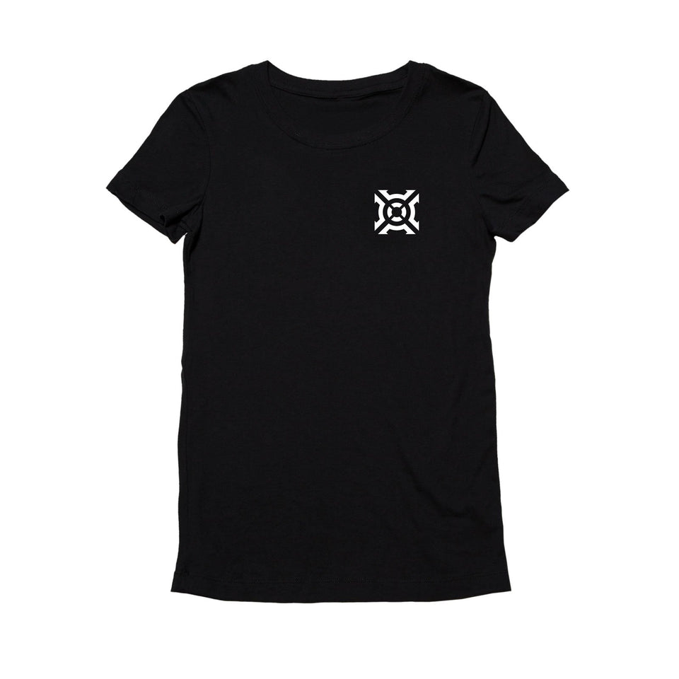Women's Wolves Circus Tee