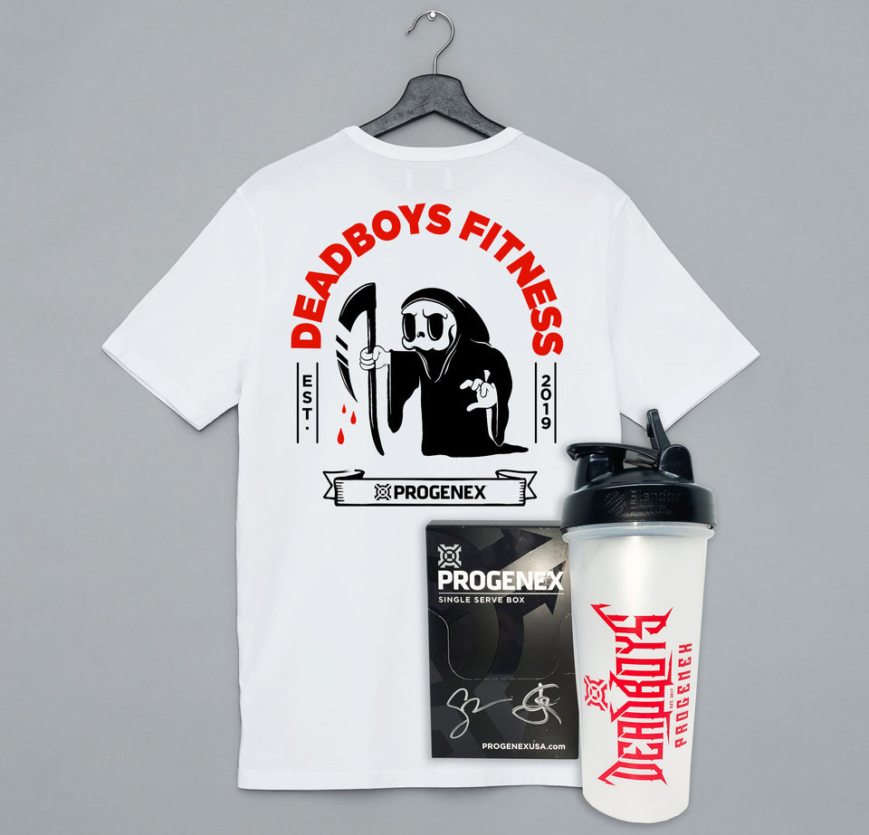 Deadboys Fitness Bundle