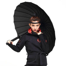 Load image into Gallery viewer, Samurai Umbrella