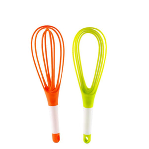 Silicone Whisk - Folds Flat!