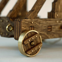 Load image into Gallery viewer, Medieval Catapult Replica Kit