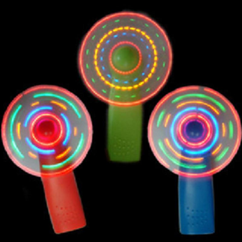 Summer Fun LED Fan