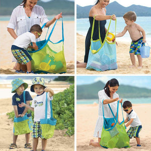 Mesh Beach Bag - The Gear Gods