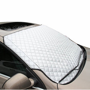Exterior Windshield Snow Cover