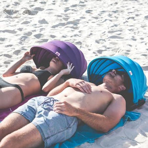 Personal Beach Shade - The Gear Gods